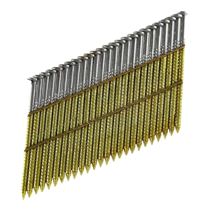 28 Degree Ring Shank Wire Collated Framing Nails