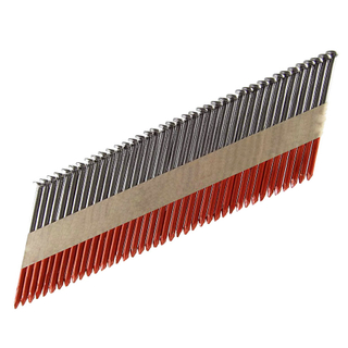 34 Degree 3 Inch Paper Collated Framing Nails