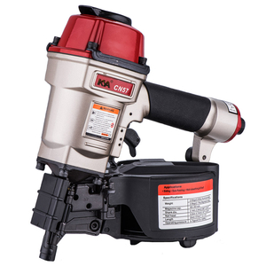 CN57 Pneumatic Coil Siding Nailer