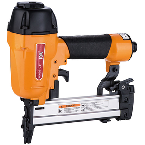 Pneumatic 18 Gauge 1/4 Inch Narrow Crown Stapler 9040