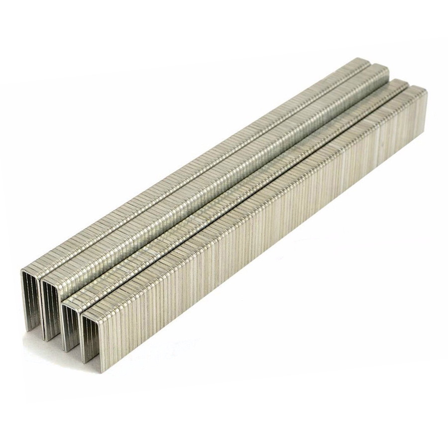 20 Gauge 4J Series 5.2mm Crown Fine Wire Staples