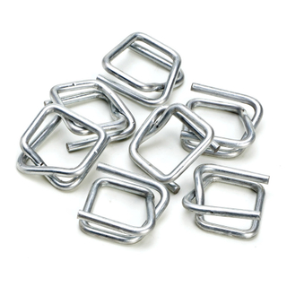 Wire Buckles 13mm for Plastic Strapping