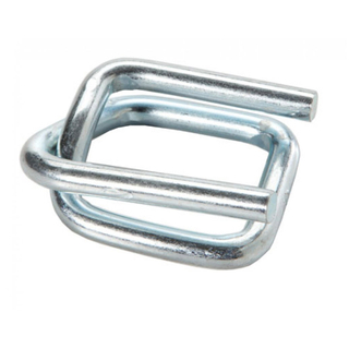 Galvanized Strapping Buckle 50mm For Strapping