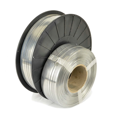 19x21.5 Gauge 041030G Galvanized Flat Stitching Wire