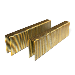 16 Gauge 1/2 Inch Wide Crown Staples BCS4 Series