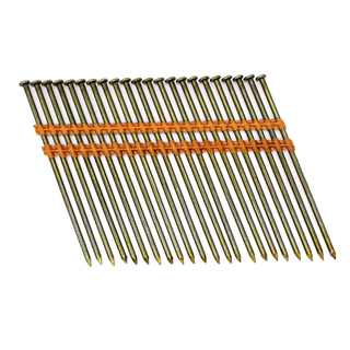 21 Degree 4 in. x 0.121 Bright Smooth Shank Plastic Collated Framing Nails