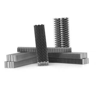 NCF Series 3/4 Inch Crown Corrugated Fasteners