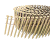 "1-3/4"" x .113"" 15 Degree Wire Coil Philips Head Screw Nails"